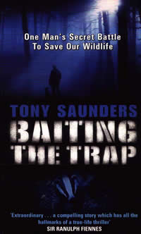 Literature - Tony Saunders: Baiting the Trap