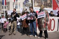 Anti-fur protest Zagreb 2009 v [ 86.88 Kb ]