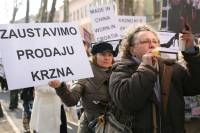 Anti-fur protest Zagreb 2009 x [ 111.79 Kb ]