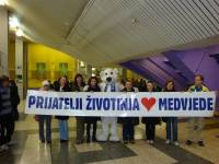 Animal Friends on the match Medvescak-KAC Oct 30, 2009 d [ 102.93 Kb ]