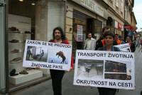 Demo against animal transport, Zagreb 2012 [ 90.42 Kb ]