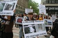 Demo against animal transport, Zagreb 2012 [ 106.64 Kb ]