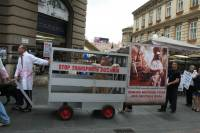Demo against animal transport, Zagreb 2012 [ 85.98 Kb ]