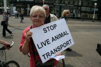 Demo against animal transport, Zagreb 2012 [ 86.69 Kb ]