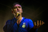 Morrissey in Zagreb 2014 - INmusic festival - photo by: Julien Duval