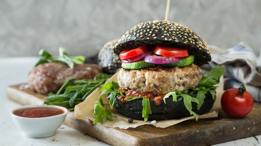 Vegan burger [ 136.43 Kb ]