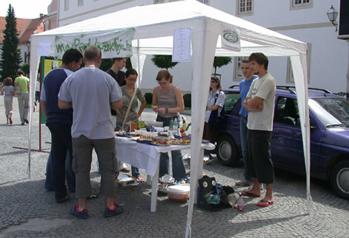 Tourists are vegetarians, too - Varazdin 2
