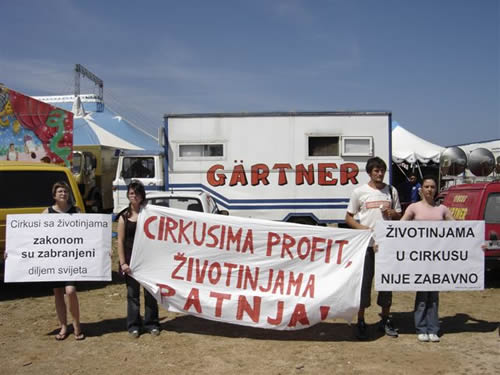 Protest on Vir 2