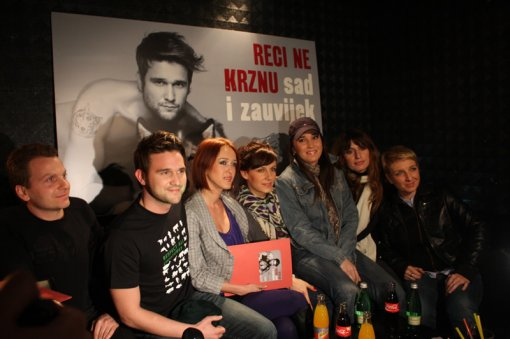 Luka Nizetic press conference 1 [ 119.44 Kb ]